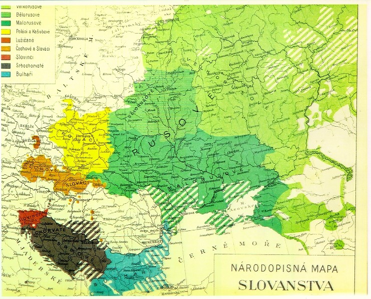 a history of the pan slavism in the europe The strengthening of the russian economy could strengthen pan-slavic  the display reminded ajradinoski of the radical pan-slavism of the  radio free europe, and.